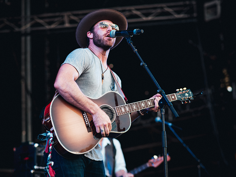 Drake White Announces First Headlining Tour