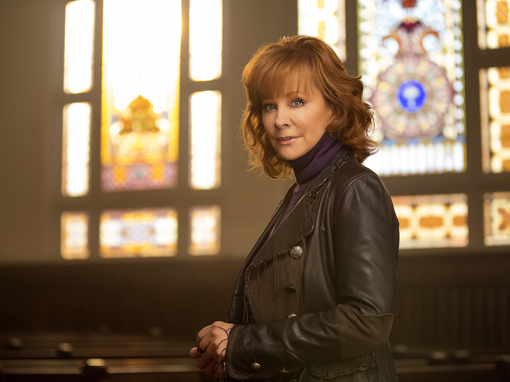 "Reba McEntire's New Faith-Based Album Ascends to the Top of Two ""Billboard"" Charts"