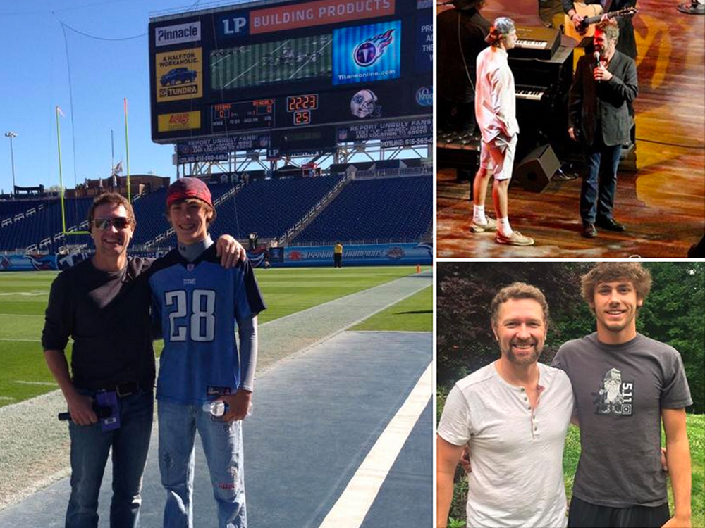 Craig Morgan Remembers Son Jerry Greer on What Would Have Been His 20th Birthday
