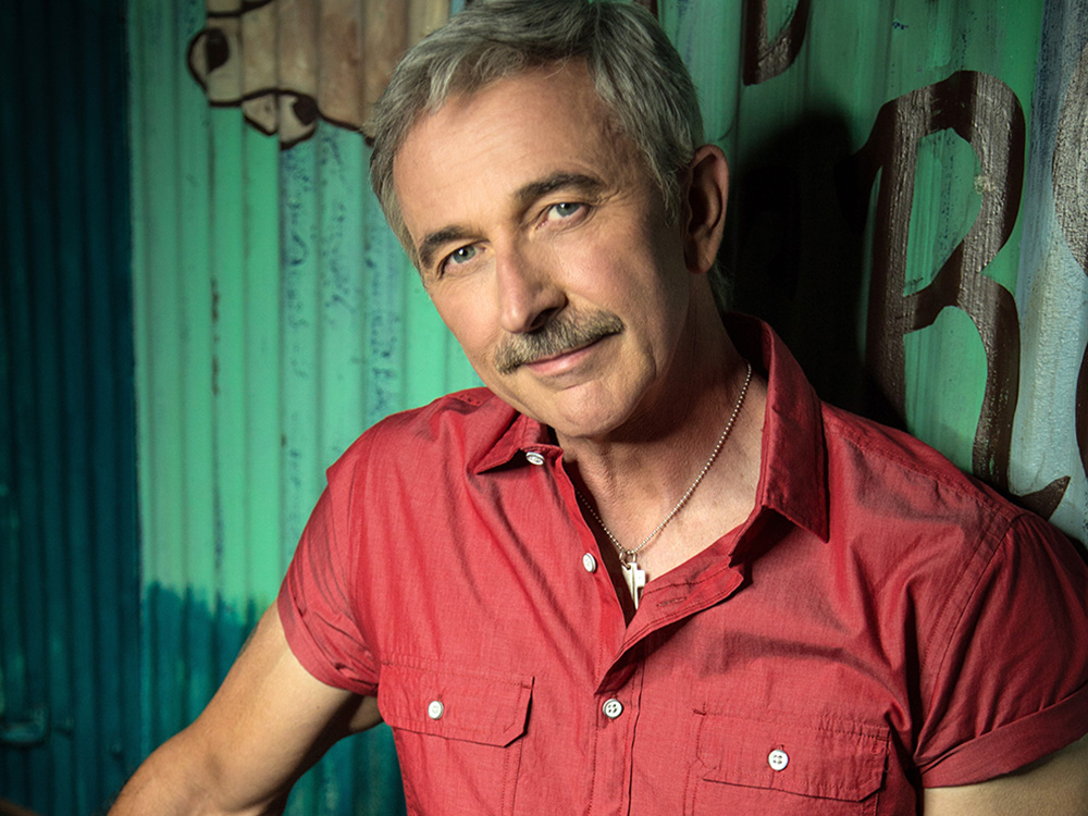 Aaron Tippin Announces 49-City Tour Kicking Off Feb. 9