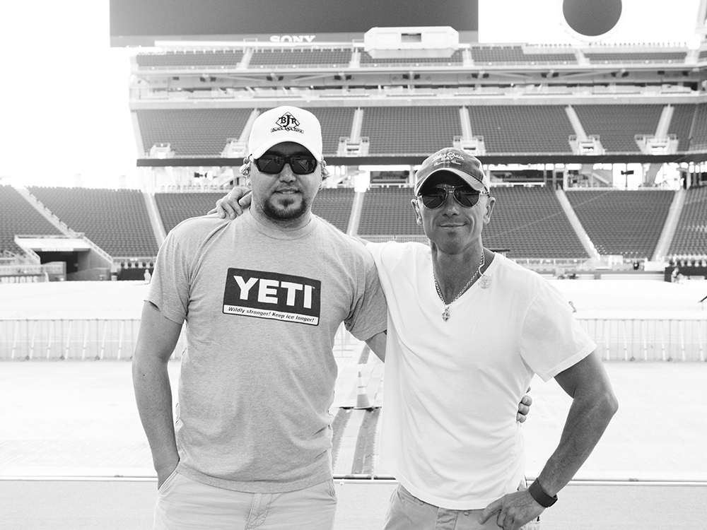 Kenny Chesney, Jason Aldean and Thomas Rhett Make Colorado's Country Jam Festival A Must See Event