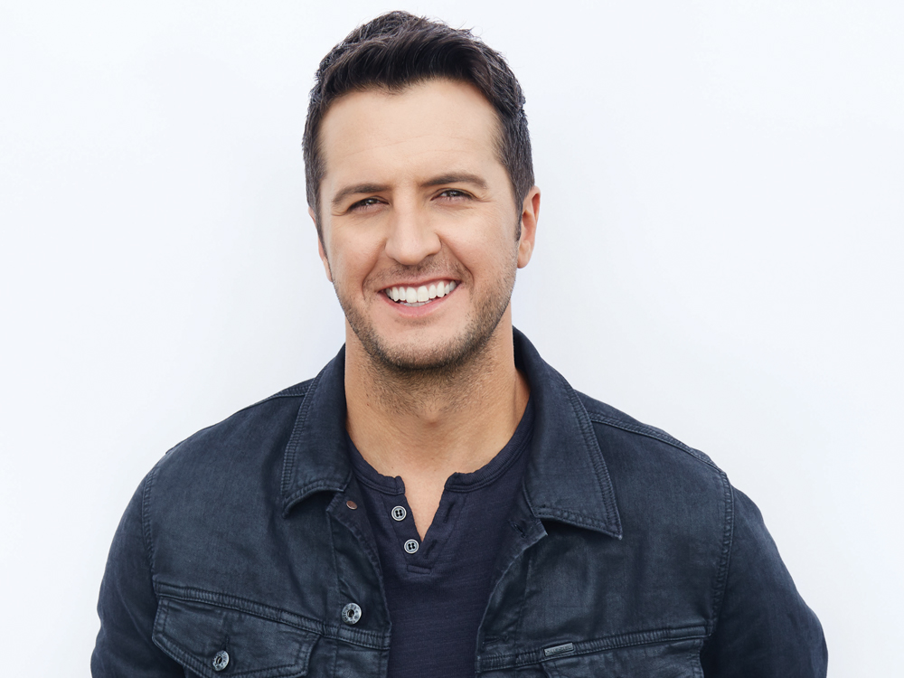 "Luke Bryan Reveals His Super Bowl National Anthem Prep, Including Keeping a Paper Bag in His Back Pocket for ""Hyperventilation or Vomiting"""