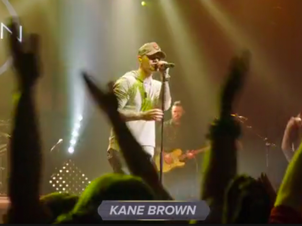 Kane Brown's Concert at House of Blues in Houston Profiled on CBS [Watch]