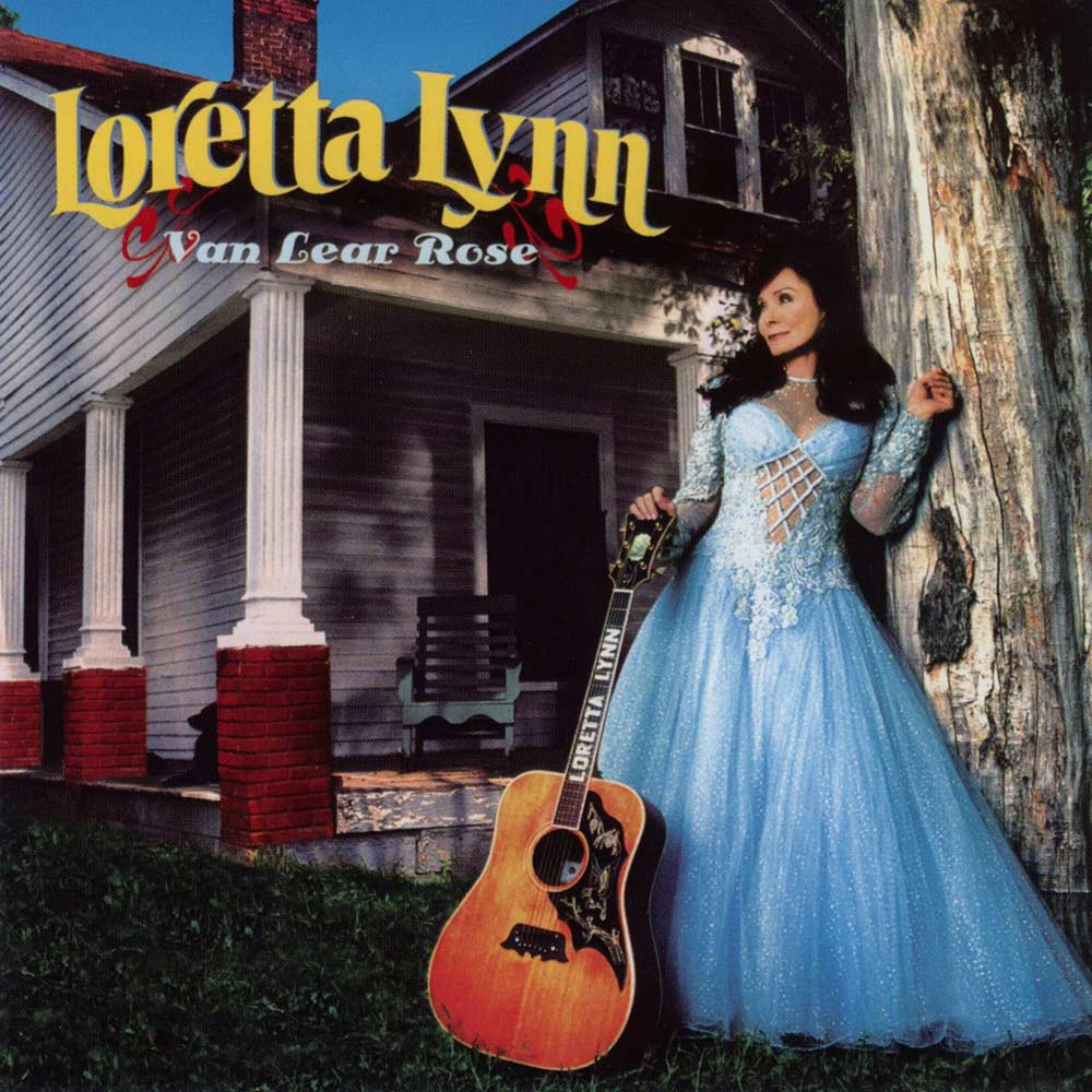 "Loretta Lynn Shows Off Fearless Sense of Adventure on New Jack White-Produced Album, ""Van Lear Rose"""