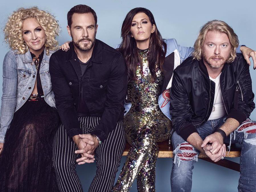 "Listen to Little Big Town's Jimi Westbrook Take the Lead on New Breakup Ballad, ""When Someone Stops Loving You"""