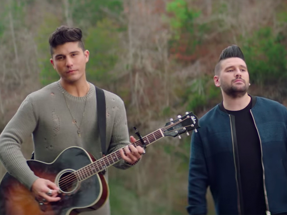 "Watch Dan + Shay's New Video for ""When I Pray for You"" From Upcoming Movie, ""The Shack"""
