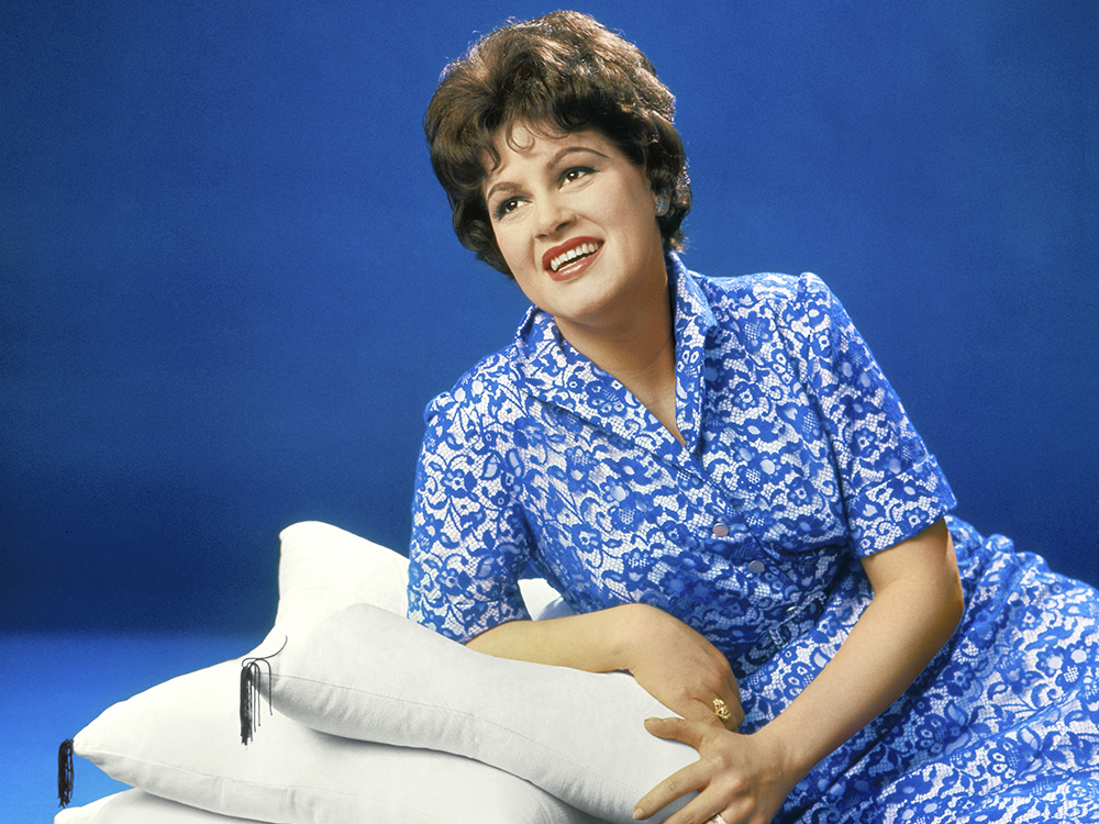 "Patsy Cline Remembered With ""American Masters"" Documentary 54 Years After Her Death"