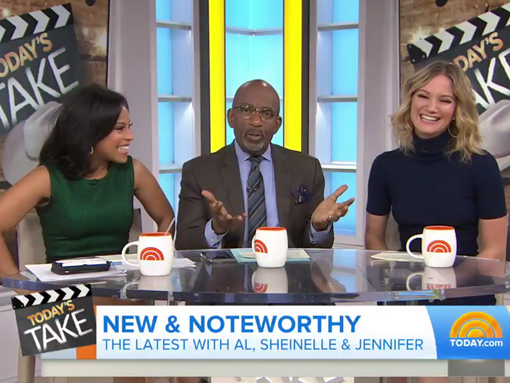 "Jennifer Nettles Shares Her Embarrassing Encounter With Bruce ""The Boss"" Springsteen on the ""Today"" Show"