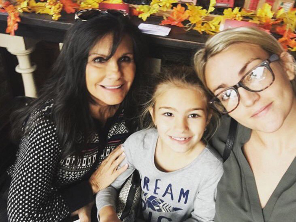 Jamie Lynn Spears' 8-year-old Daughter, Maddie, Shows Signs of Improvement [Update]