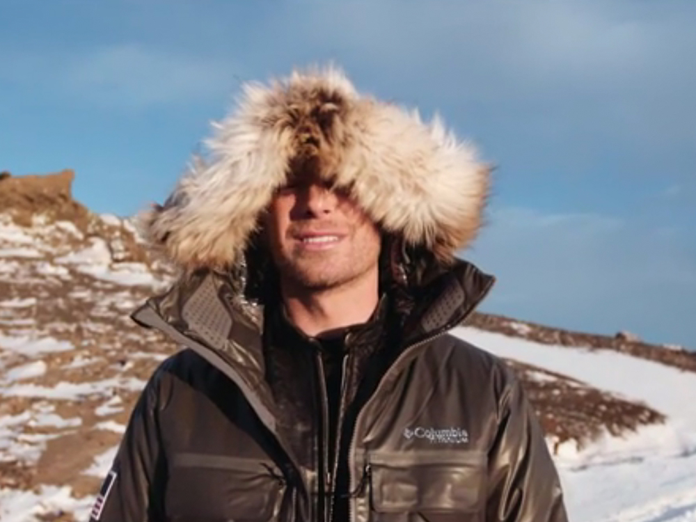 "Trek Across Iceland With Dierks Bentley in Behind-the-Scenes Footage From His New ""Black"" Video"