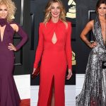 """""""Nash Country Daily's"""" Top 5 Best Grammy Red Carpet Looks"""