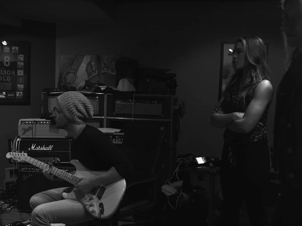 """Watch Chase Bryant and Runaway June Cover Little Big Town's """"Better Man"""""""