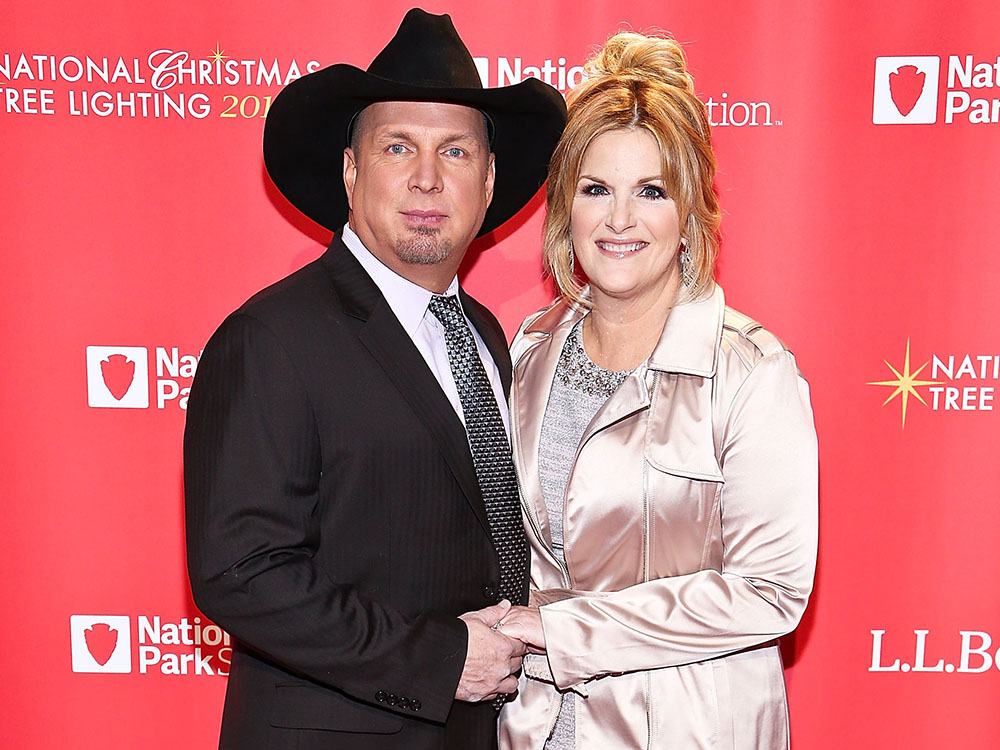"Garth Brooks and Trisha Yearwood Share Their Love This Valentine's Day—""I Have Become That Sappy Love Song That I Always Hated,"" Says Trisha"