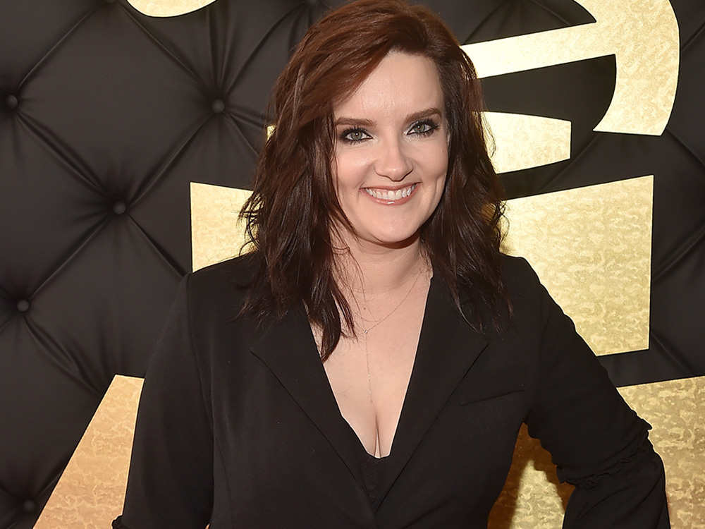 "Watch Brandy Clark's Fiery Lyric Video for ""Love Can Go to Hell"""
