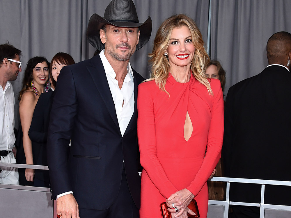 Tim McGraw and Faith Hill's Daughter, Gracie, May Have Seen Frank Sinatra's Ghost
