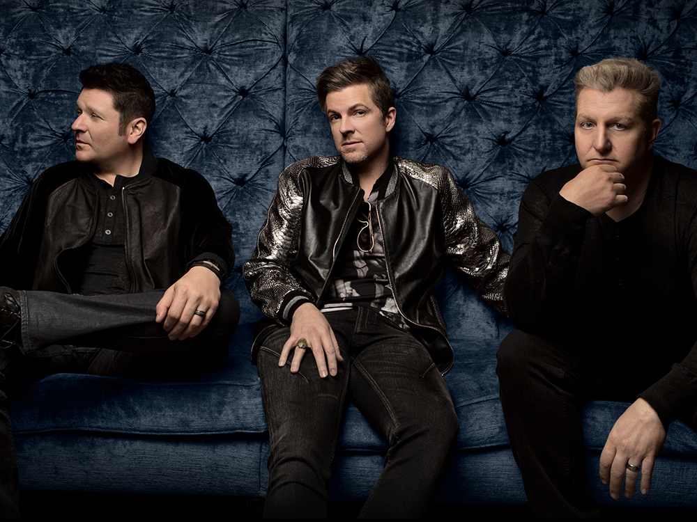 "Rascal Flatts Announce Track List for New Album, ""Back To Us"""