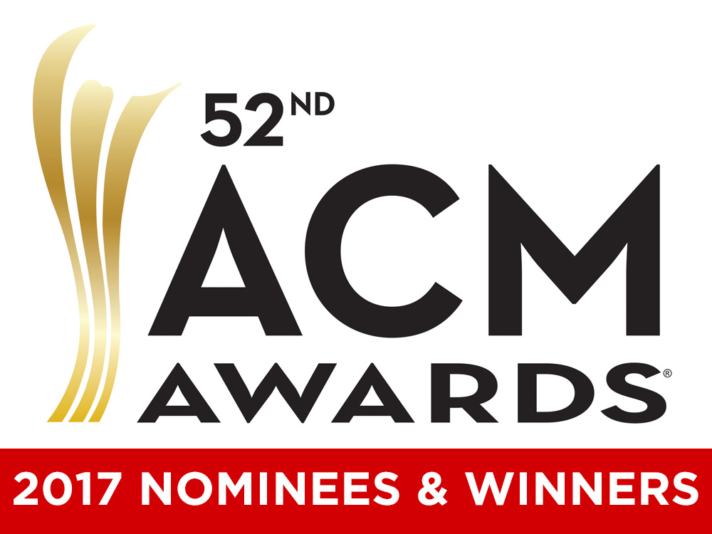 2017 ACM Awards: Nominees & Winners