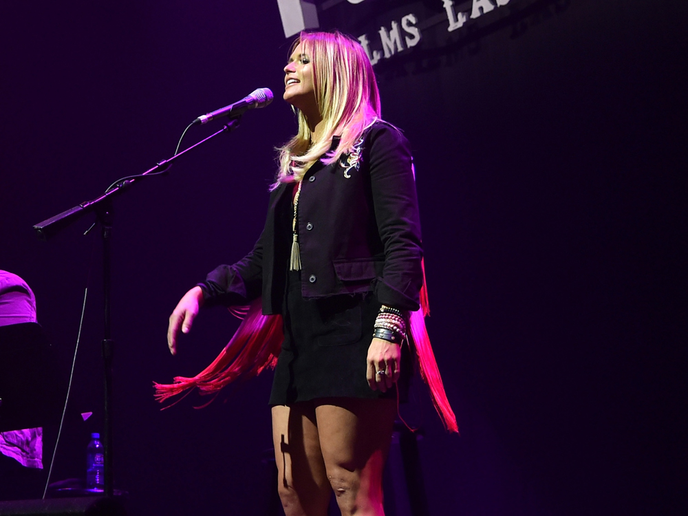 "Watch Miranda Lambert's Inspiring Cover of U2's ""I Still Haven't Found What I'm Looking For"""
