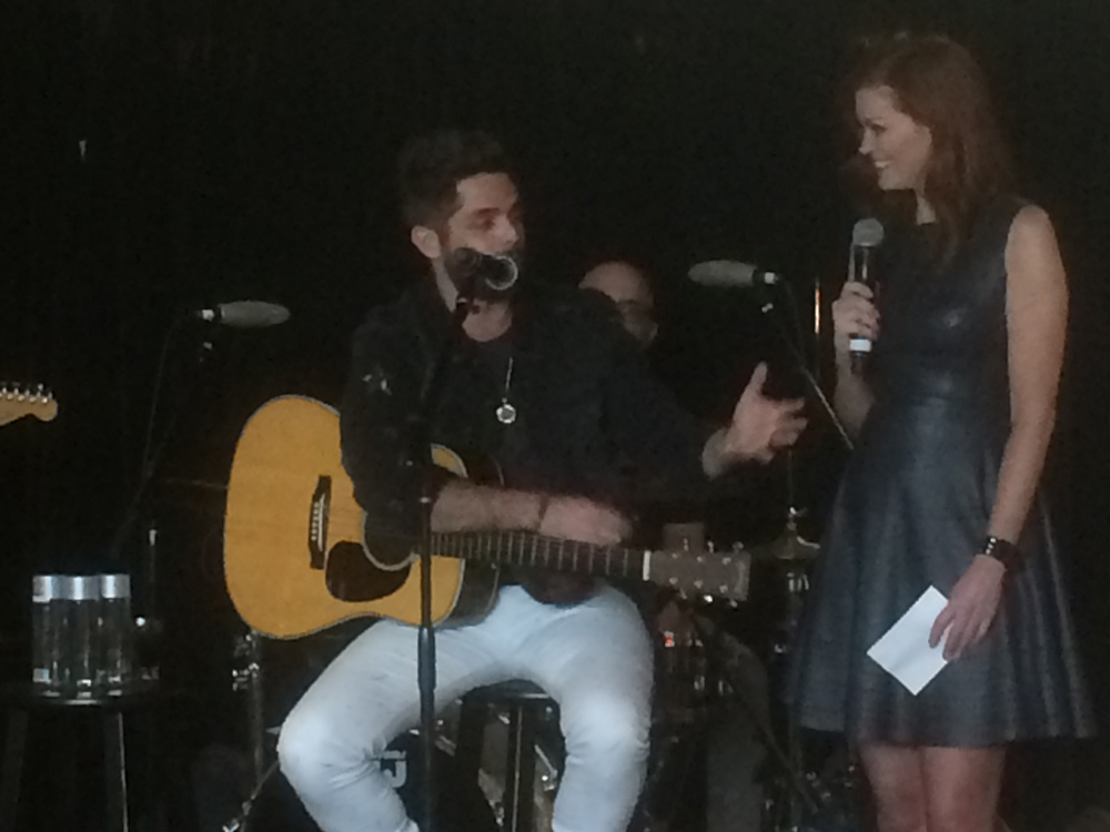 In Addition to Maren Morris Duet, Thomas Rhett Says Upcoming Album Features Collaborations With Selena Gomez and His Dad, Rhett Akins