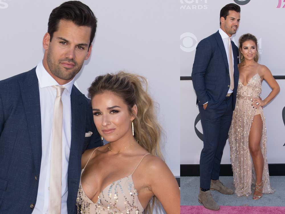 Jessie James Decker & Husband Eric Welcome Baby Son