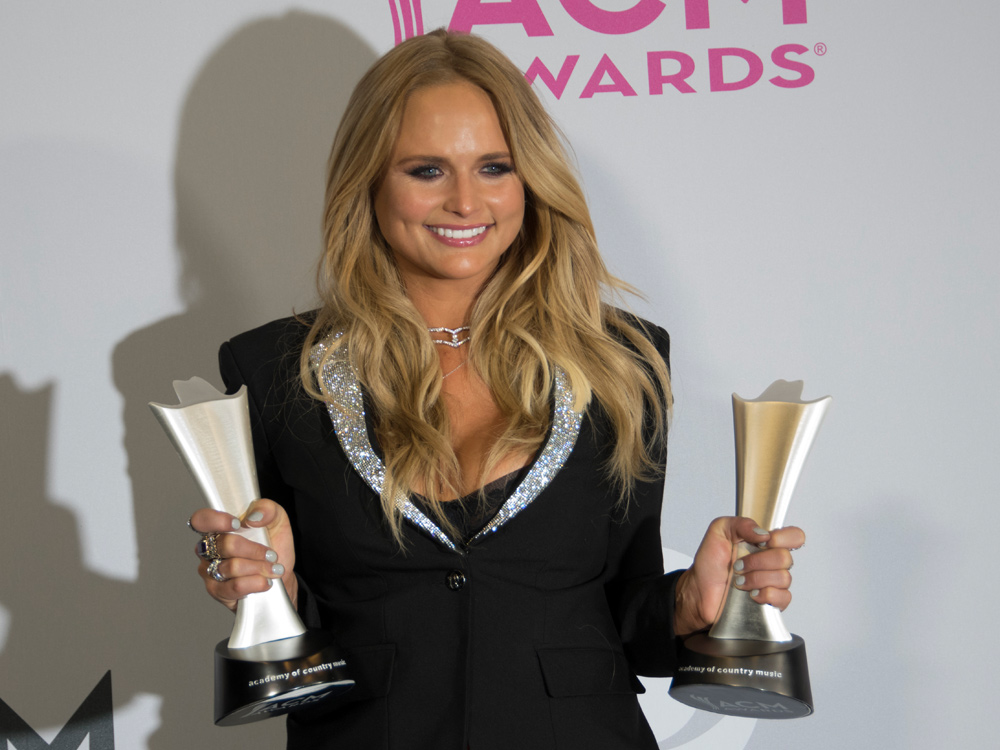 "Miranda Lambert Pours Her Heart Into ""The Weight of These Wings""—""It's Basically Like My Diary Won Album of the Year"""