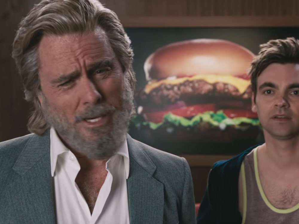 Watch Charles Esten's Hilarious New Commercial for Hardee's/Carl's Jr