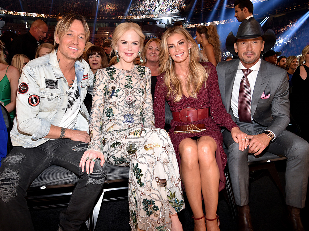 Fabulous at 50: Tim McGraw, Faith Hill, Keith Urban and Nicole Kidman Turn the Big 5-0 in 2017
