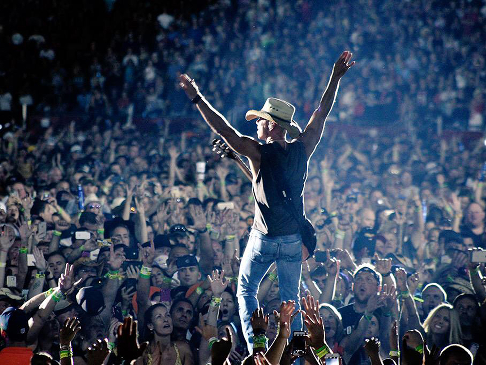 Kenny Chesney Adds Two New Shows in 2017