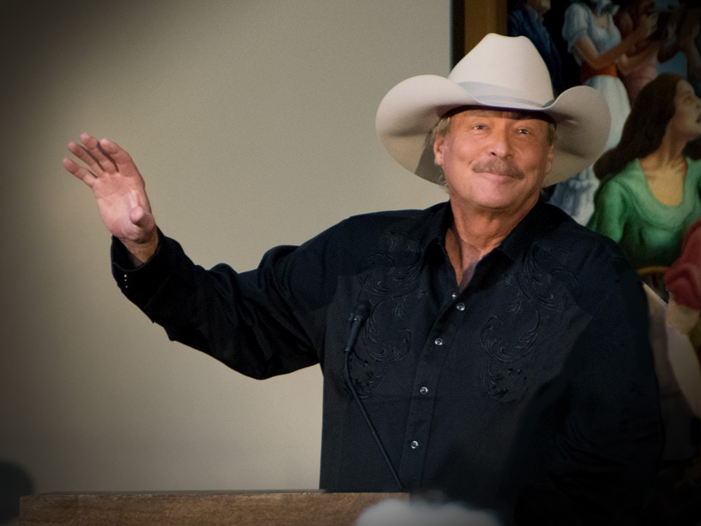 Alan Jackson, Jerry Reed & Don Schlitz to Be Inducted Into the Country Music Hall of Fame on Oct. 22