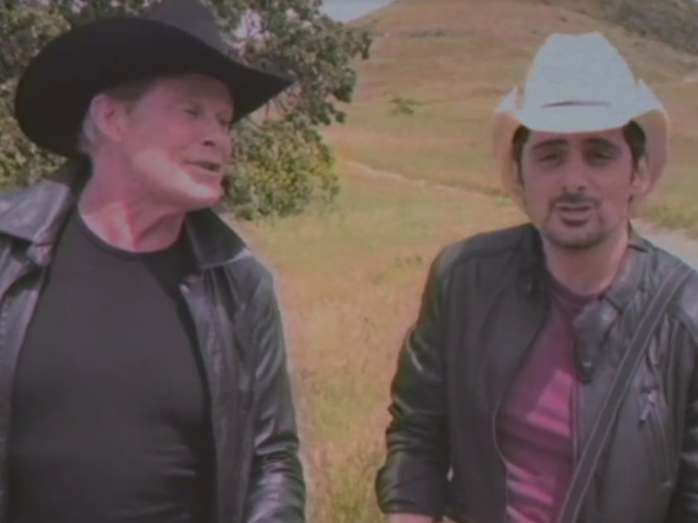 "The 1980s Called . . . They Like Brad Paisley's New Video for ""Last Time for Everything"""