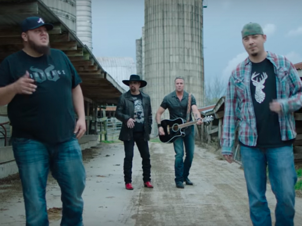 "Exclusive Premiere: Watch The Lacs' Spirited New Video for ""Jack in My Coke,"" Featuring Montgomery Gentry"
