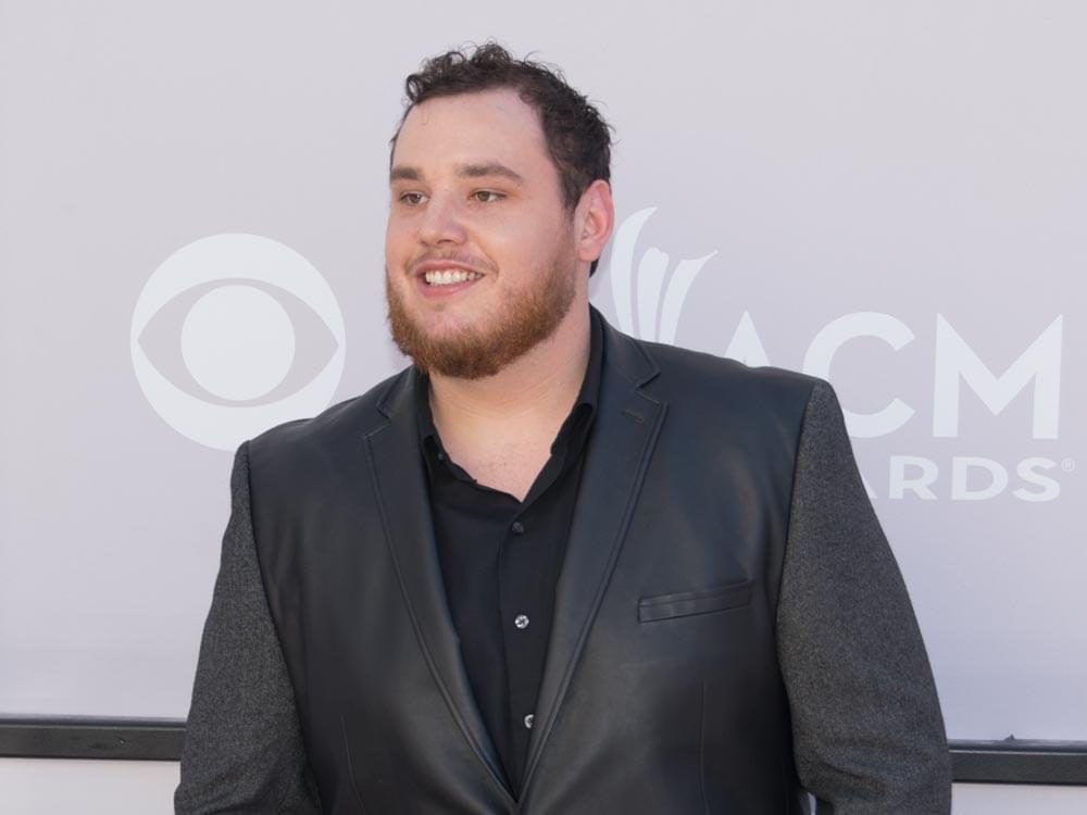 Luke Combs Makes Big Donation to Hurricane Harvey Relief Effort