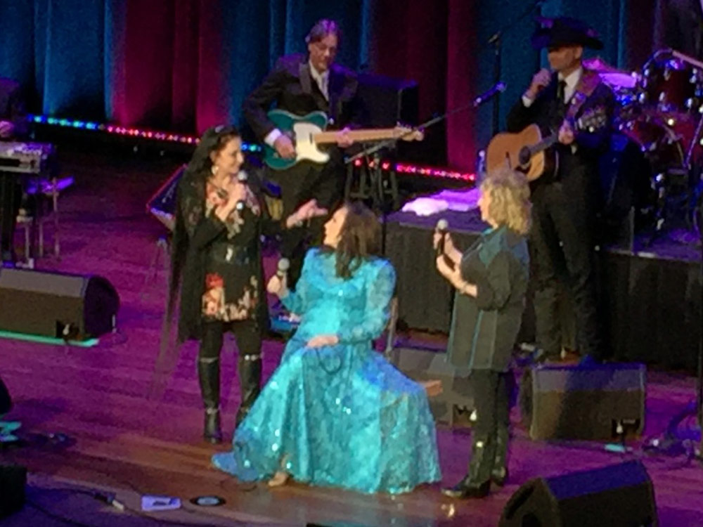 Loretta Lynn Serves Up Hits and Quips at Her 85th Birthday Show