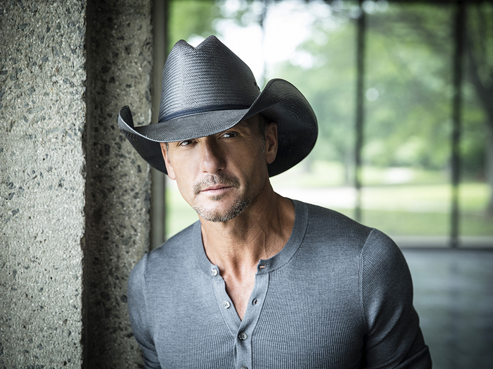 "Tim McGraw's Nephew Gets Caught Singing His Own Rendition of ""Speak to a Girl"""