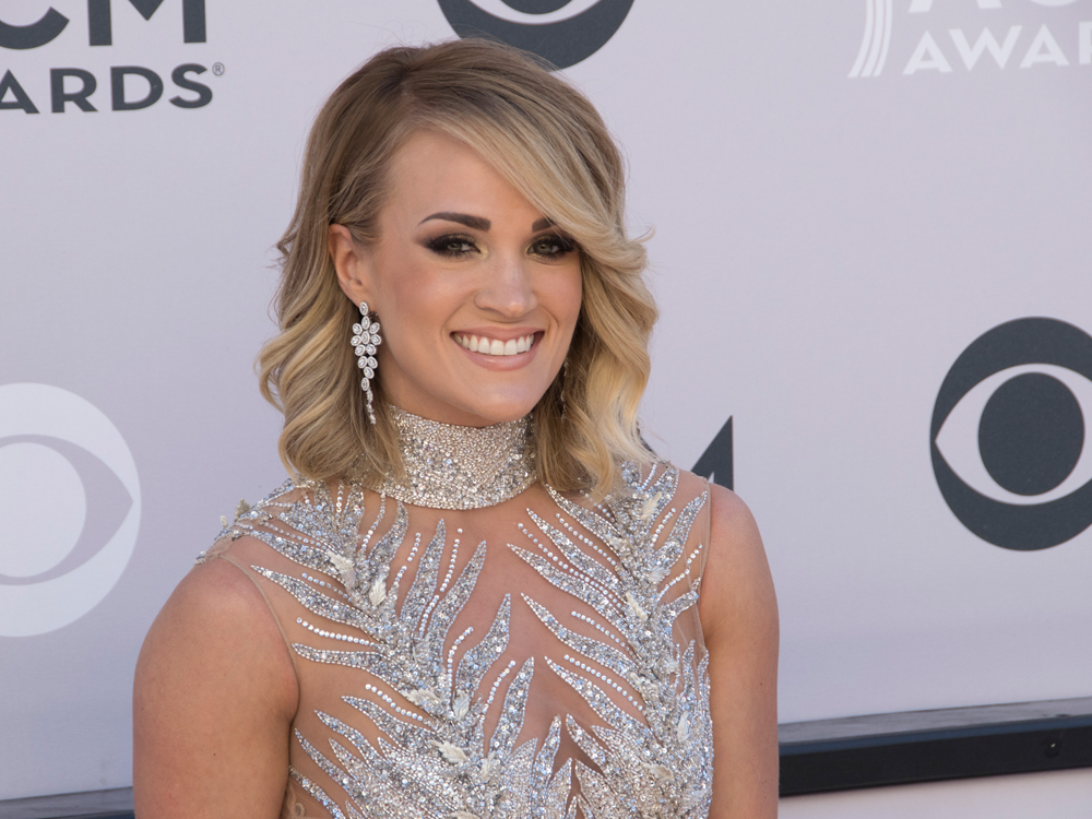 "According to ""People"" Mag, Carrie Underwood Is the Most Beautiful Woman in Country Music—Kelsea, Connie & Blake Also Snag Titles"