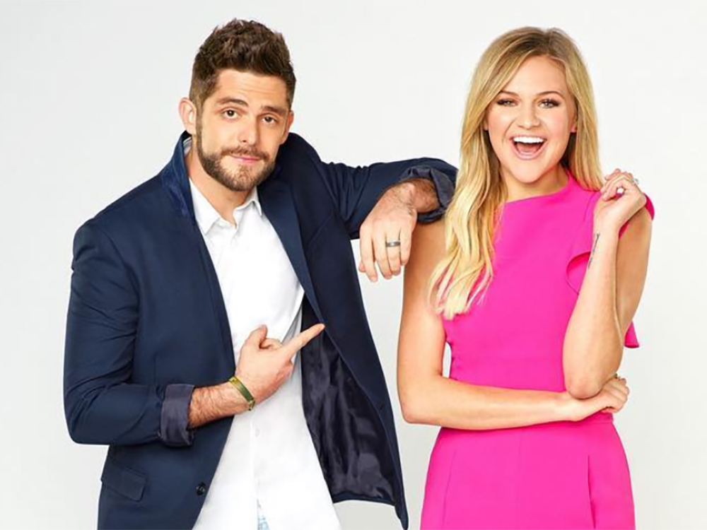 Thomas Rhett and Kelsea Ballerini to Host CMA Fest Television Special