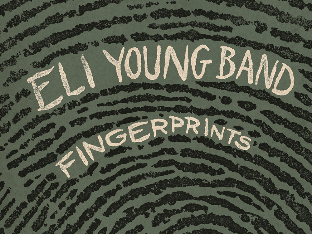"Eli Young Band Leaves Their ""Fingerprints"" All Over New Album; Announces Track Listing"