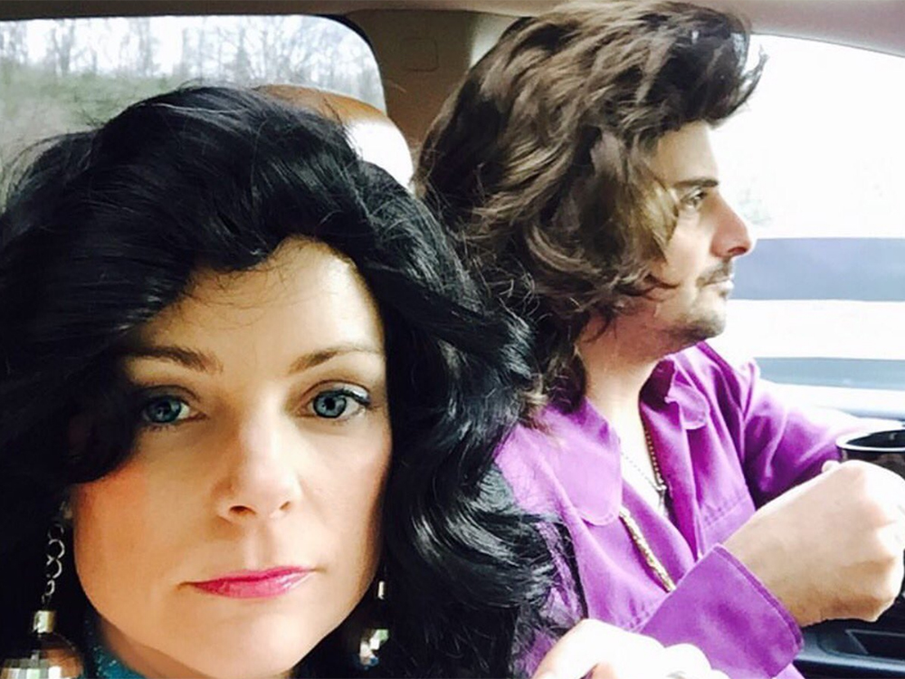 """Party Like It's 1970 With Brad Paisley, Kimberly Williams-Paisley and """"The Blair Garner Show"""""""
