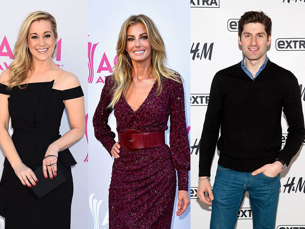Faith Hill's Daytime Talk Show With Co-Hosts Kellie Pickler and Ben Aaron Gets the Green Light; Debuts Sept.18