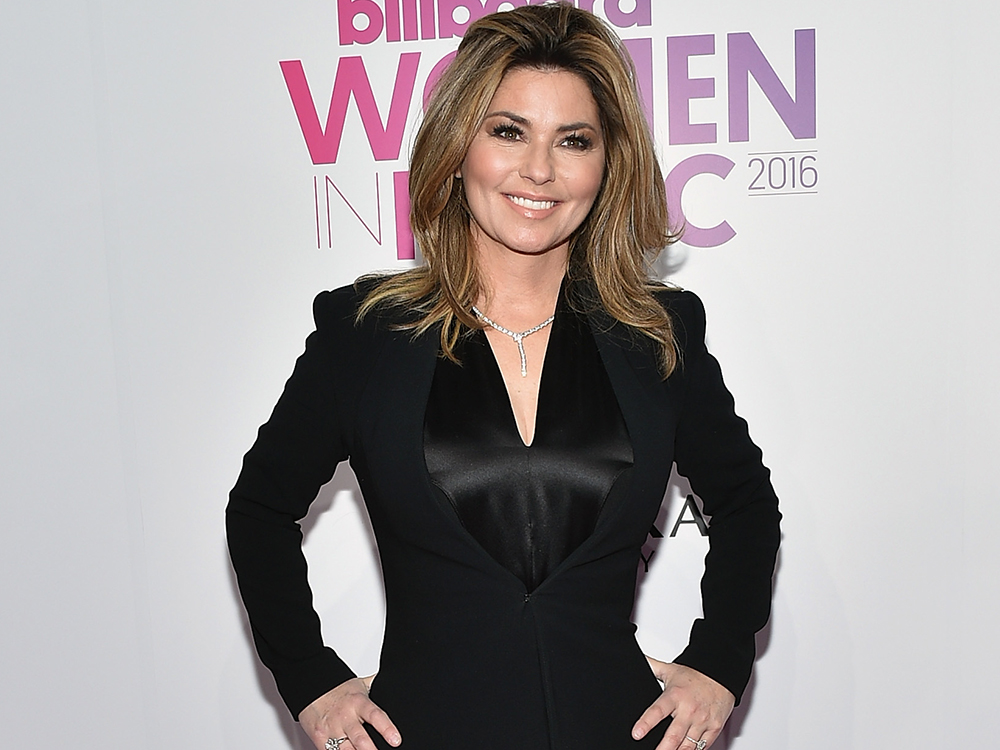 "Shania Twain Announces June Release of New Single, ""Life's About to Get Good"" — New Album Coming in September"