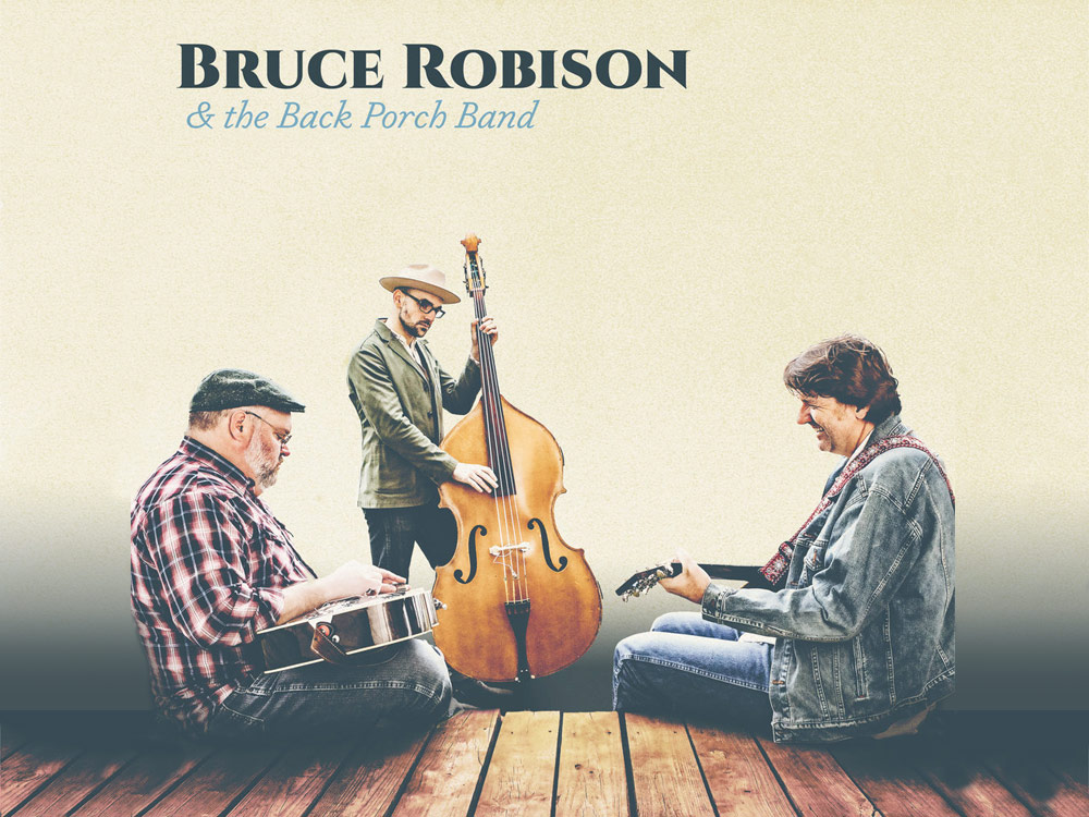 "Exclusive Album Premiere: ""Bruce Robison & the Back Porch Band"""