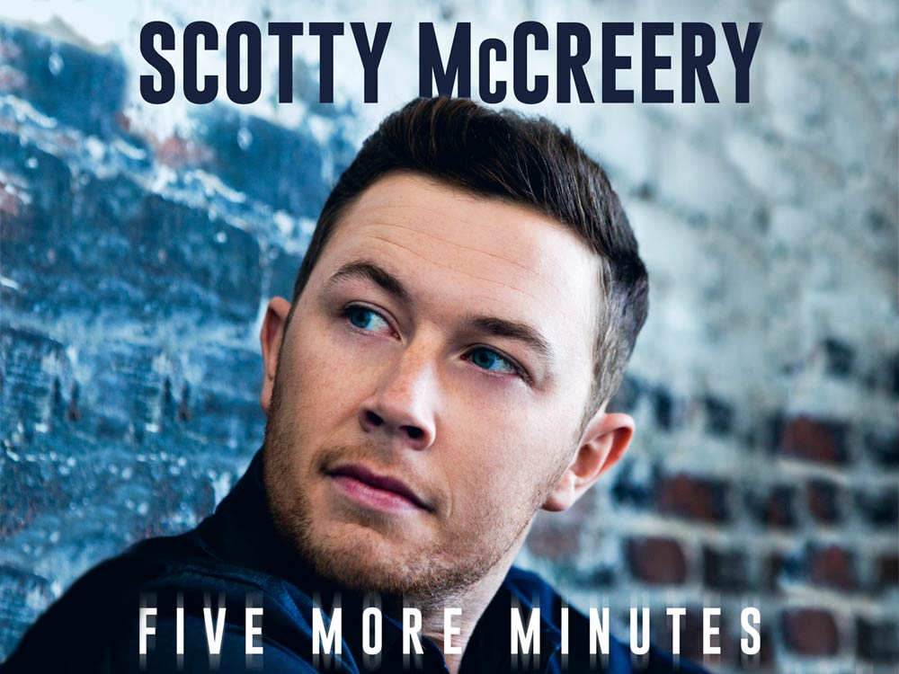 "Scotty McCreery Announces the Release of New Song, ""Five More Minutes,"" on May 5 [Listen]"