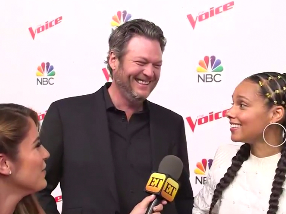 "Blake Shelton Playfully Says Next Album ""Will Probably Be My Last Record"" & ""This Will Be My Last Season of [The Voice]"""