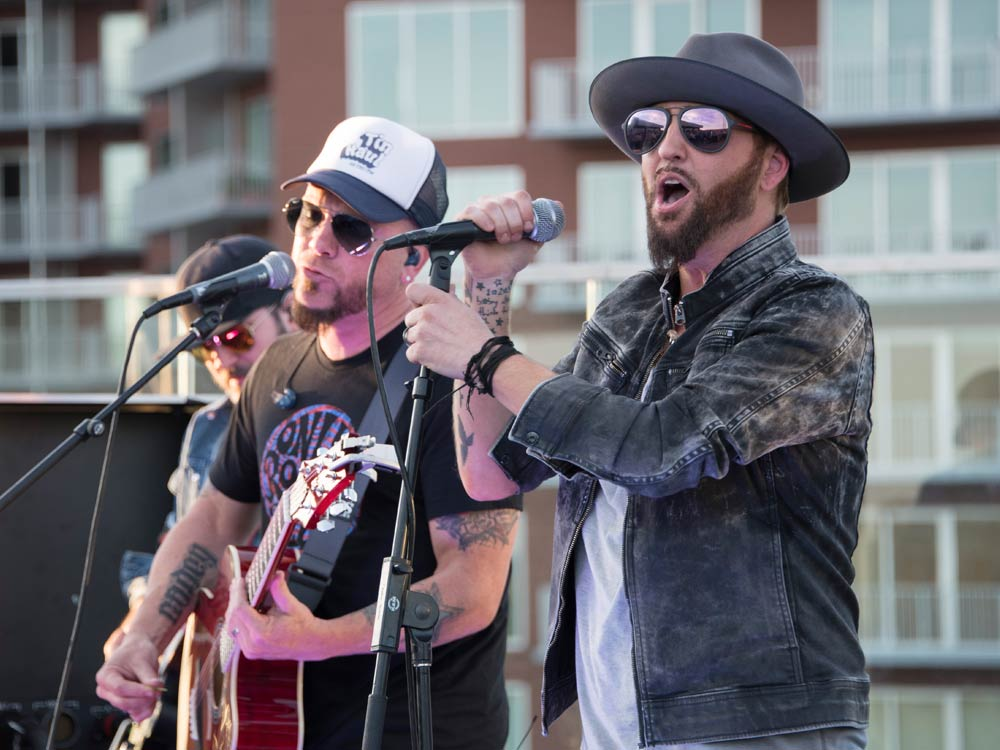 Maggie Rose and LOCASH Kick Off BMI's Rooftop on the Row Summer Concert Series [Photo Gallery & Video]