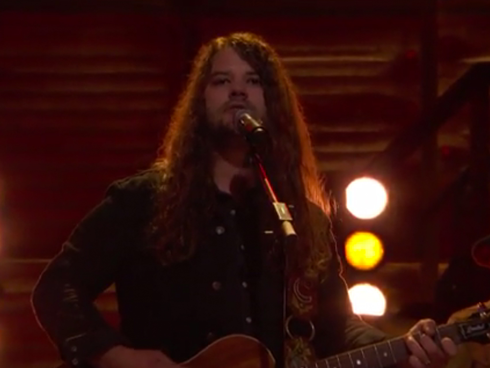 "Watch Brent Cobb Perform ""Diggin' Holes"" on ""Conan"""