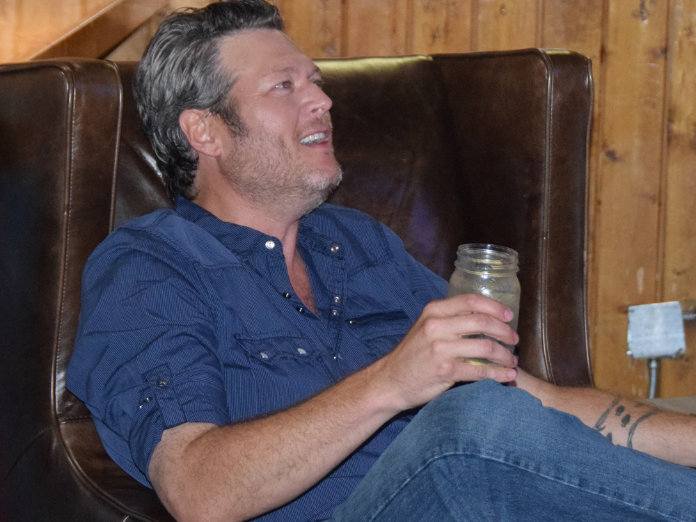 "23 Years After Attending His First CMA Fest, Blake Shelton Reflects on Seeing ""My Dreams in Front of Me"""