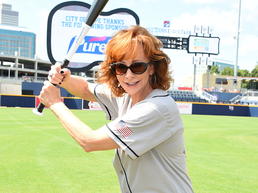 27th Annual City of Hope Softball Game Sets Record Attendance With Reba, Lauren Alaina, Billy Ray Cyrus, Jessie James Decker & More [Photo Gallery]