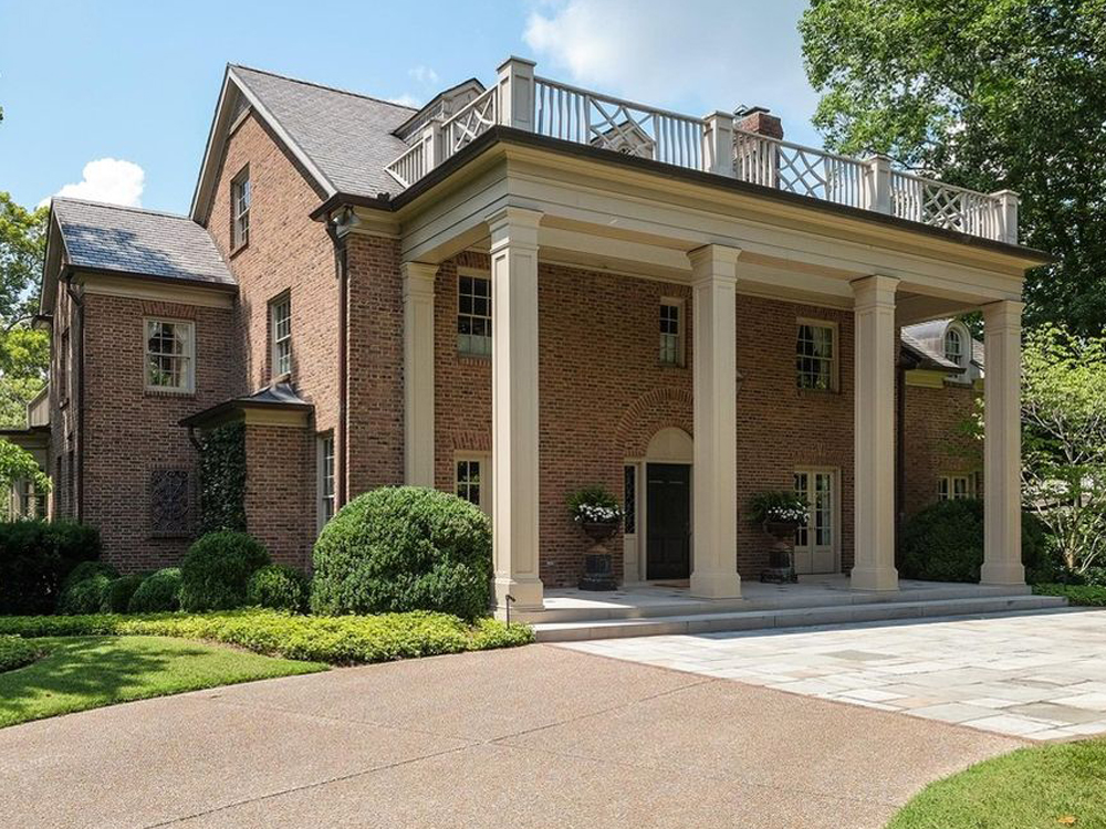 Songwriter Dallas Davidson Buys Nashville Home for $2.5 Million [Photo Gallery]