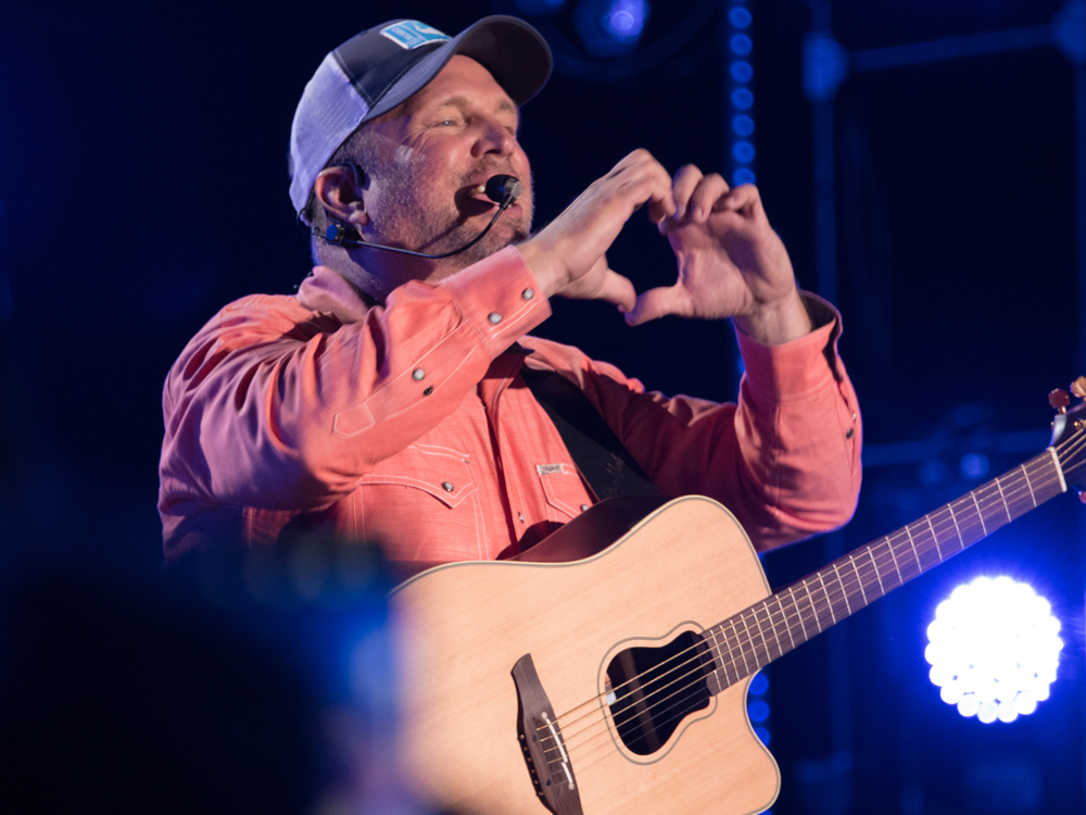 Garth Brooks Announces Final North American Tour Stop on Dec. 16 in Nashville