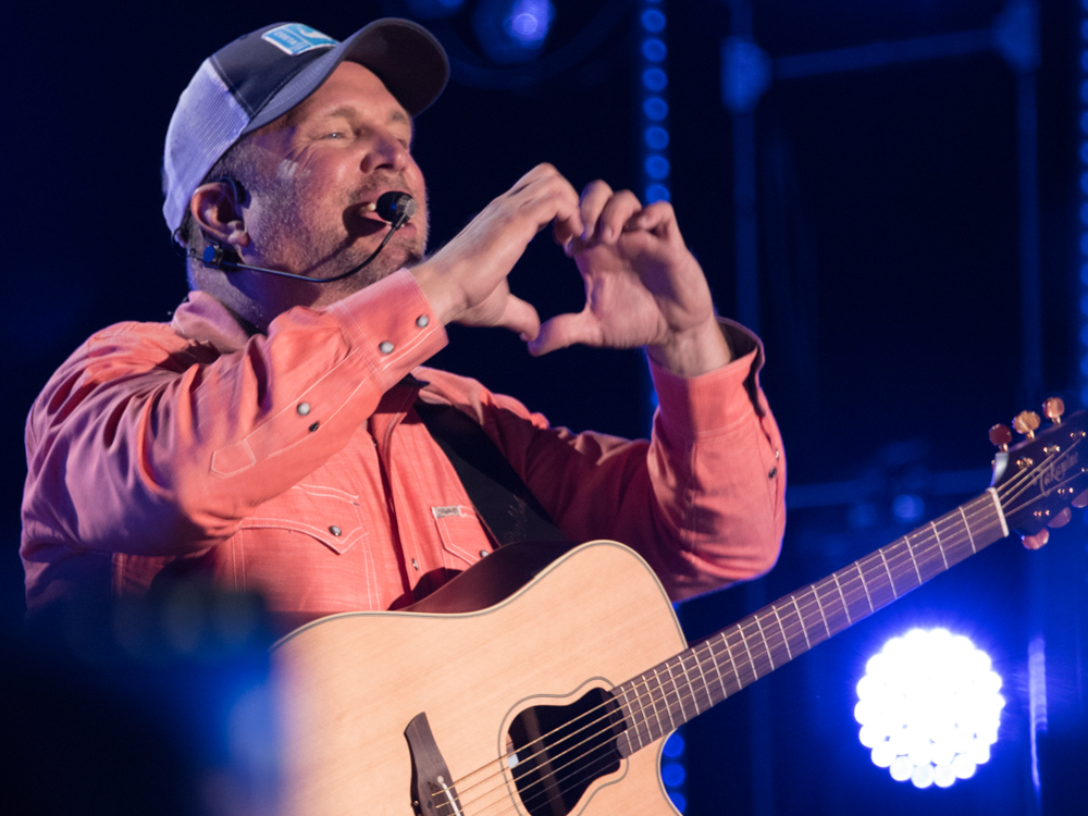 "Garth Brooks Scores First No. 1 Single in More Than 10 Years With ""Ask Me How I Know"""